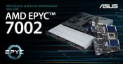 ASUS Announces AMD EPYC 7002 Series Processor Servers and Server Motherboard