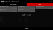 AMD Updates Motherboard Chipset driver to build 1.8.19.0915 - updated energy saving plan