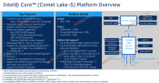 Intel Comet Lake Procs for Desktop has 1200 pins - to require a new motherboard