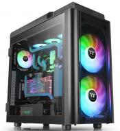 Thermaltake Level 20 GT ARGB Black Edition Full Tower Chassis uncovered