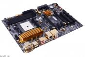 ECS launches AMD Golden Motherboard A85F2-A