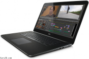 Dell announces 18mm thin Precision with 3200x1800 pixels resolution