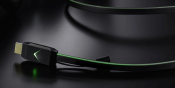 VIVIFY releases 4K Gaming HDMI 2.0b Light-Up Cable (yes RGB lit HDMI cables)
