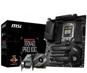 MSI Announces Creator TRX40 and TRX40 PRO Series Motherboards