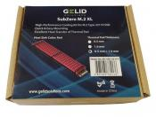 GELID Offers SubZero M.2 XL - High-Performance Cooling Kit for M.2 SSDs
