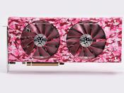 HIS shows Pink, Blue Army Versions of AMD's RX 5700 XT Graphics Card
