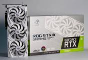 Asus officially launches the ROG Strix RTX 2080 Ti White Edition