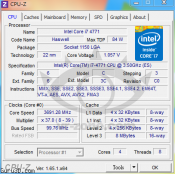 Intel Core i7 4771 benchmarks surface, as fast as 4770
