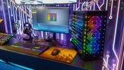 Corsair Shows Concept Orion Chassis with Capellix LED lit glass panels