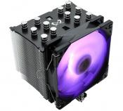 Scythe Launches  Mugen 5 BLACK RGB Edition CPU Cooler