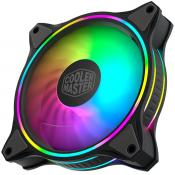 Cooler Master Launches MasterAir G200P CPU Cooler & MasterFan MF120 Halo ARGB Fans