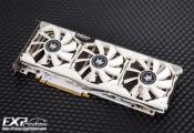 Galaxy GeForce GTX 760 Hall Of Fame Spotted