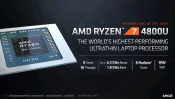 First Benchmarks show AMD Ryzen 7 4800HS to be faster than Ryzen 7 2700X and Core i7-9700K