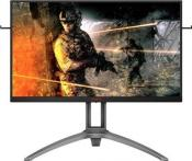 AOC releases high-performance monitor AG273QZ with QHD, HDR, 240 Hz and 0.5 ms MPRT
