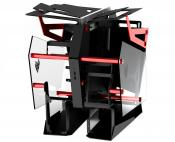 FSP T-WINGS 2-in-1 High-end PC open Chassis