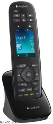 Logitech Harmony Touch Remote Released
