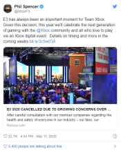Ubisoft and Microsoft announce E3 2020 conferences will become digital conferences