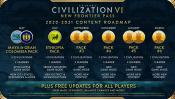 Sid Meiers Civilization VI - New Frontier Pass Set to Deliver Bimonthly New Content Beginning May 21, 2020