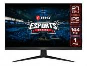 MSI Outs Optix G series G241 and G271 Monitors
