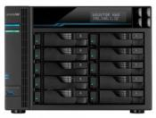 ASUSTOR Releases LOCKERSTOR 10 Pro based on Xeon and 1-G LAN