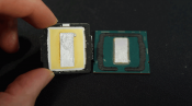 Intel Core i9-10900K gets decapitated and cooled with Liquid Metal