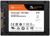 Seagate launches FireCuda 120 SATA SSD for Gamers