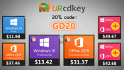 Advertorial: Microsoft Office 2019 for just $30 and other deals on URcdkey