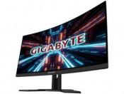 Gigabyte releases 27-inch curved gaming monitors with 1500R Curve