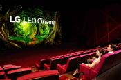 LG Features First Movie Theater based on LG LED Cinema Display