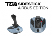 Trustmaster launches its TCA (Thrustmaster Civil Aviation) product range, officially licensed by AIRBUS