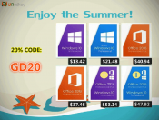 Advertorial: Microsoft licenses for less than 13usd: offers at URcdkey