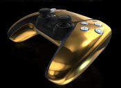 24K Gold-plated version of the Playstation 5 Goes on Preorder
