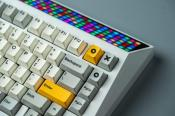 Its a lot to take, but the LED panel based CyberBoard keyboard looks Impressive
