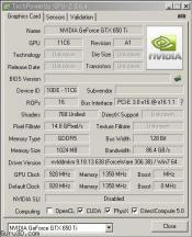 GeForce GTX 650 Ti Gets Reviewed; Slower than HD 7850