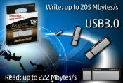 Toshiba launches 222MB/s USB 3.0 flash drives