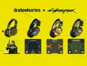 SteelSeries Limited Edition New Accessories for Cyberpunk 2077
