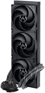 Arctic Launches Liquid Freezer II 420 AIO Liquid Processor Cooler