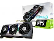 MSI  Suprim series GeForce RTX 3080 Graphics Cards (updated)
