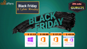 Advertorial: Black Friday Deals Continue - Windows 10 For Only $11, Office 2019 for $37