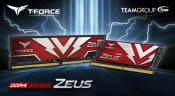Team Group Launches Two ZEUS Series Gaming Memory Modules