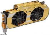 Zotac Limited-Edition Golden GTX 760 Extreme Edition for China