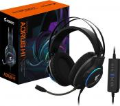 Gigabyte launches new noise cancellation Aorus H1 headset