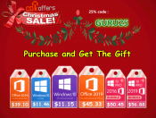 Advertorial: CDKoffers Christmas Pre- Sale: Pick Up Windows 10 And Office 2019 Starting At Just $11