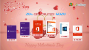Advertorial: URcdkey Valentine Day Promotion: Original Office 2019 Pro Key for only $47