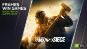 NVIDIA: Rainbow Six Siege Players Test NVIDIA Reflex and Two new DLSS Titles