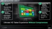 AMD launches pretty cool Z-60 APU for Tablets