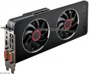 XFX Radeon R9 280X Double Dissipation caught on camera