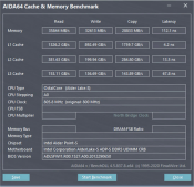 Longsys Electronics shares DDR5 DRAM performed with Alder Lake