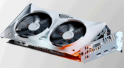 Gigabyte shows rather weird triangular design concept graphics card cooling