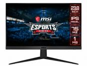 MSI IPS gaming LCD Optix G241V E2 has a response time of 1ms